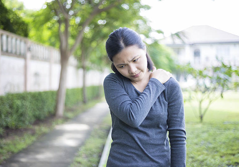 Shoulder Pain in Annapolis, MD